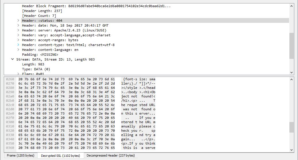Decrypting Http2 Tls Traffic In Wireshark Aligrant
